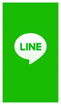 LINEをたちあげる